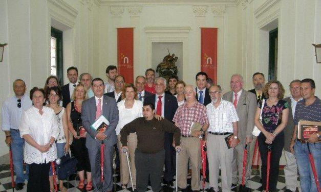 El Comité de Entidades representantes de las Personas con Discapacidad apoya Cáceres 2016