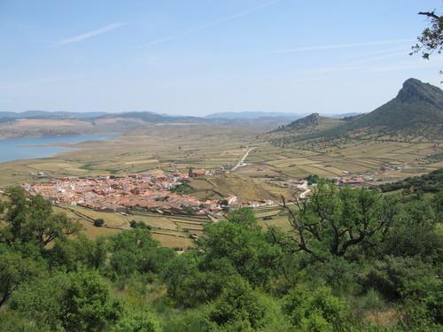 La Guardia Civil localiza en Capilla a una persona de 73 años de edad que había desaparecido en Peñalsordo