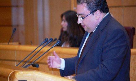 El senador cacereño Lino González cree fundamental que los consumidoes hagan valer sus derechos