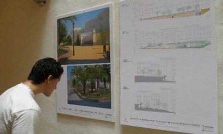 Los proyectos de las plazas de San Juan y la Concepción de Cáceres ya están disponibles en el Palacio de la Isla