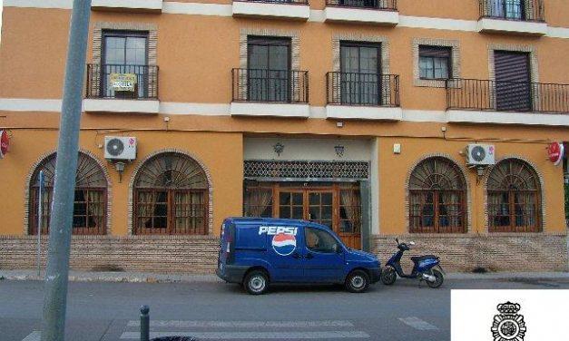 La Policía detiene en Almendralejo al presunto autor de un robo con violencia e intimidación