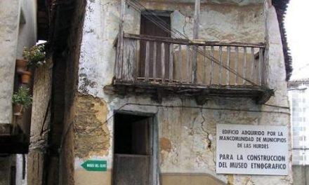 """El PSOE de Casar de Palomero se opone a la demolición de la casa típica de """"La Bujarda"""""""