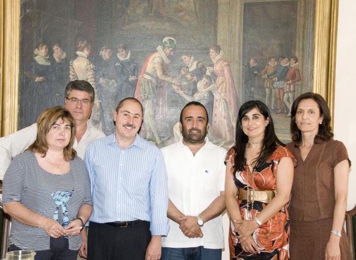 Las Diputaciones de Cáceres y Guadalajara coordinarán esfuerzos en Cooperación Internacional