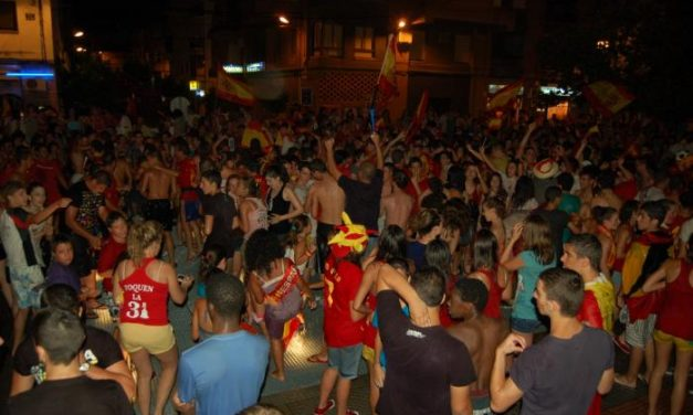 Las celebraciones del triunfo de la Selección Española de Fútbol concluyen con un fallecido y un herido grave