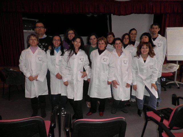 Trasierra clausura el taller de recualificación para emprendedores en el ámbito de la dependencia