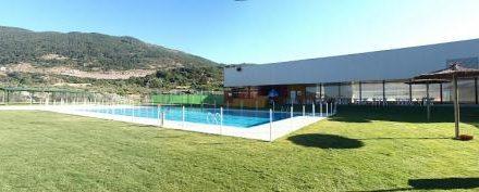 Baños de Montemayor estrena las nuevas piscinas municipales con una inversión de 200.000 euros