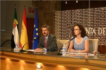 El Consejo de Gobierno aprueba la normativa para la instalación de parques eólicos en Extremadura