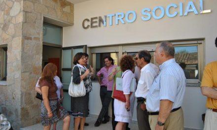 Carmen Pereira inaugura un centro social en Cilleros tras una inversión de 350.000 euros