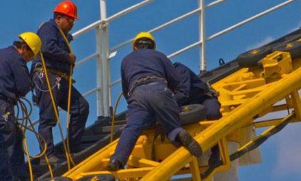 CCOO reclama más esfuerzo a empresas y Administración ante el repunte de accidentes laborales en la construcción