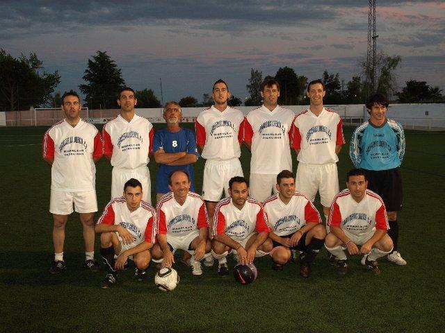 El Carnicería Lorenzo se hace con la VII Liga de Fútbol-7 Senior Villa de Moraleja tras derrotar al Hostal Reypal