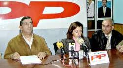 El PP de Almendralejo propone la creación de un centro de investigación del vino y la aceituna