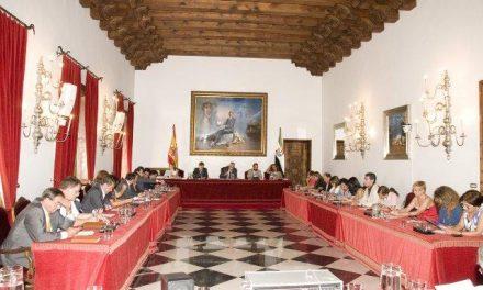 La Diputación de Cáceres aprueba en Pleno más de 6,8 millones de euros destinados a los ayuntamientos