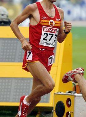 El atleta extremeño Pablo Villalobos se queda a las puertas de las medallas en los europeos de Bercelona