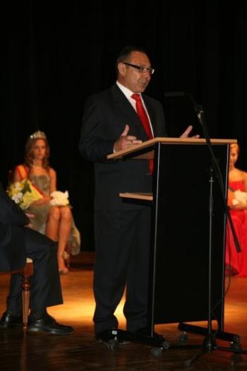 Arrancan en Llerena las fiestas patronales con el pregón del premio Reina Sofía Manuel Martín Gumiel