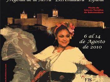 El Festival Internacional de la Sierra, de Fregenal, reunirá a 25 grupos de folclore del 6 al 14 de agosto