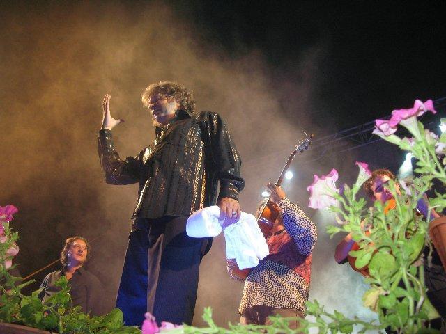 Las entradas del concierto que José Mercé dará el 5 de septiembre en el teatro de Mérida salen a la venta