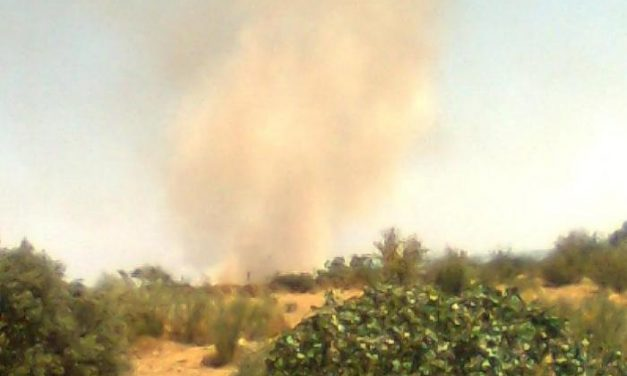 Un incendio en Guijo de Galisteo calcina 180 hectáreas de pasto y queda controlado por el Infoex