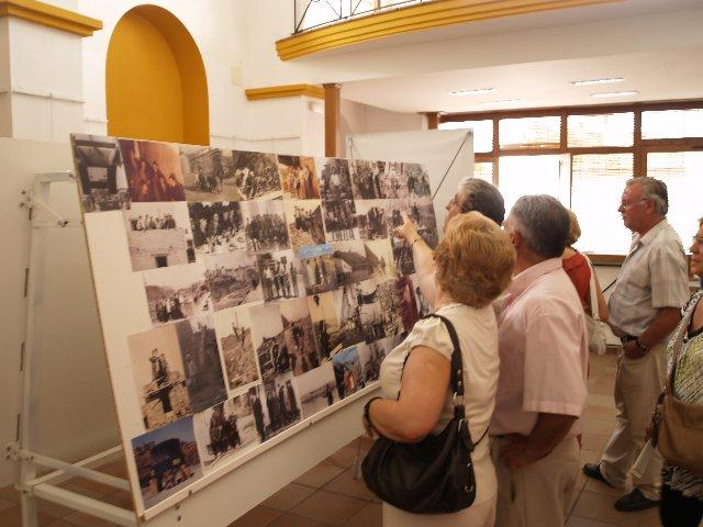 Una exposición analiza la repercusión social y económica de la 'Presa de Alcántara' en la región
