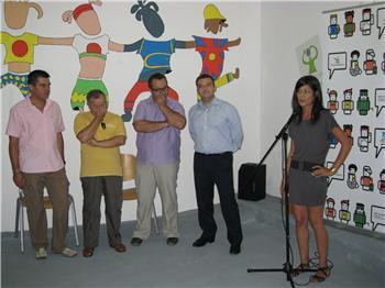 El municipio de Pescueza cuenta con un nuevo Espacio para la Convivencia y Ciudadanía joven