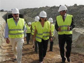 Espacionavalmoral prevé una inversión total de 79 millones de euros para acoger en un futuro a 325 empresas