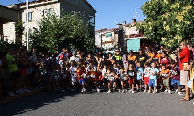 Hervás acoge la XXII Milla Urbana con la participación de 116 personas y gran ambiente deportivo