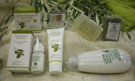 Una empresa castellano-manchega elabora una línea de cosméticos con aceite de oliva de La Milagrosa