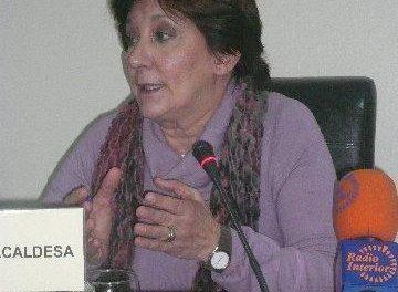 La alcaldesa de Moraleja renunciará a su acta de concejal si el PSOE retira la moción de censura