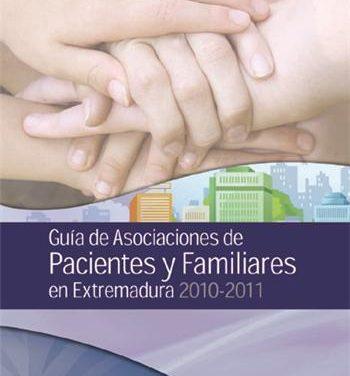 El SES edita una nueva guía que ofrece datos de 120 asociaciones de pacientes y familiares