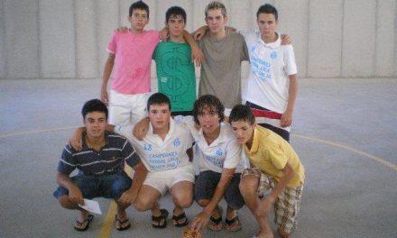 El vetusto campeonato de fútbol 'San Ramón' de Baños de Montemayor se desarrolla con éxito un año más
