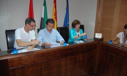 González anuncia una oposición responsable con «tranquilidad y serenidad» por parte del PP de Moraleja
