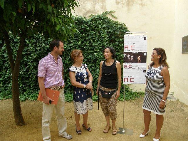 """Cáceres 2016 presenta el proyecto """"INTERAC. Arte Experimental Interactivo"""" que se inciará este viernes"""
