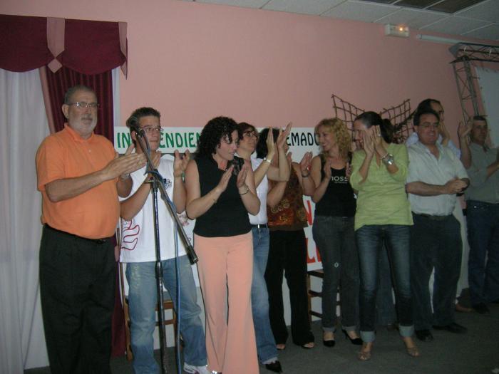 Ipex anuncia que intentará formar una nueva lista para presentarse a las elecciones municipales de Moraleja