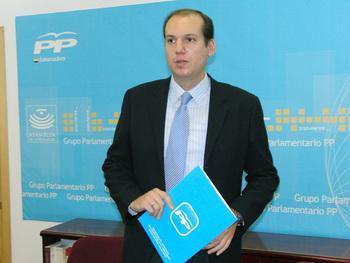 El PP confía en que la moción de Moraleja se debata antes de fin de año en el pacto anti-transfuguismo