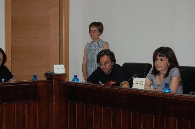 Teresa Roca afronta su primer pleno en el que David Pérez será nombrado primer teniente alcalde