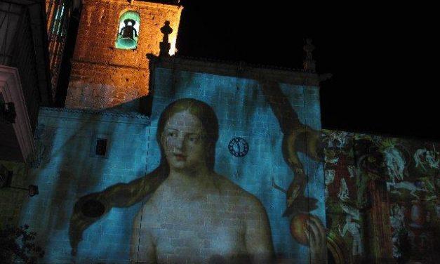 Cáceres recibe la segunda edición del festival de artes visuales Urban Screens del 8 al 10 de octubre