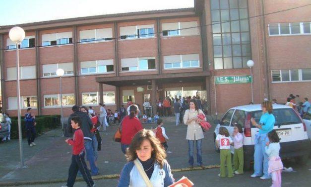 Los alumnos del ESO y Bachillerato del IES Jálama de Moraleja comenzarán el curso en el mismo edificio