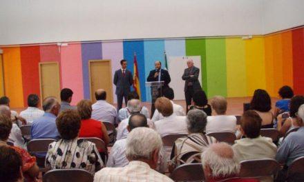 Los vecinos de Valdeobispo estrenan el edificio de Usos Múltiples que ha supuesto una inversión de 136.000 €