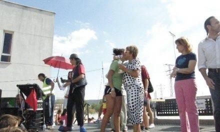 La carrera de los 2.016 metros del barrio La Cañada de Cáceres congrega a 236 participantes