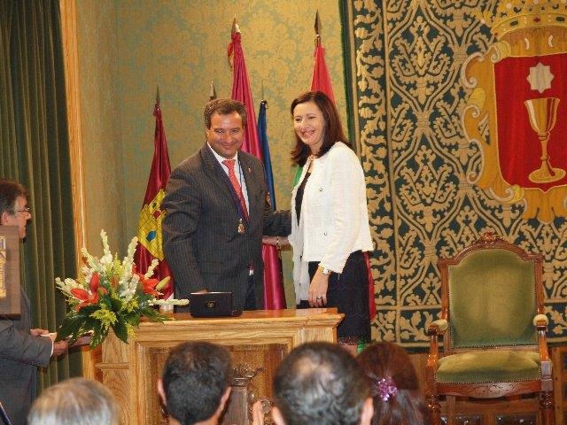 Plasencia y Cuenca culminan su hermanamiento con el acto celebrado en el ayuntamiento conquense
