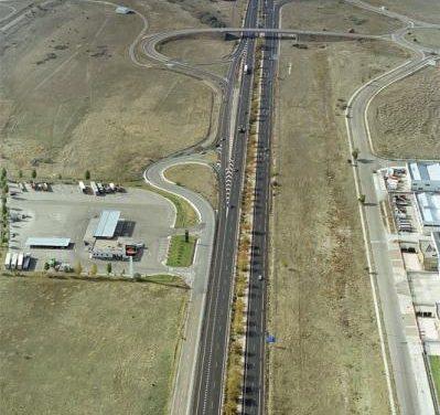 Medio Ambiente da luz verde al estudio de impacto ambiental de las obras de reforma de la autovía A-5