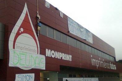 Cinco empresas gráficas madrileñas estarían interesadas en reabrir Monprint de Plasencia
