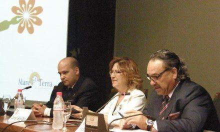 Carmen Heras inaugura en Cáceres el IV Encuentro Internacional de Escritores de la Tierra