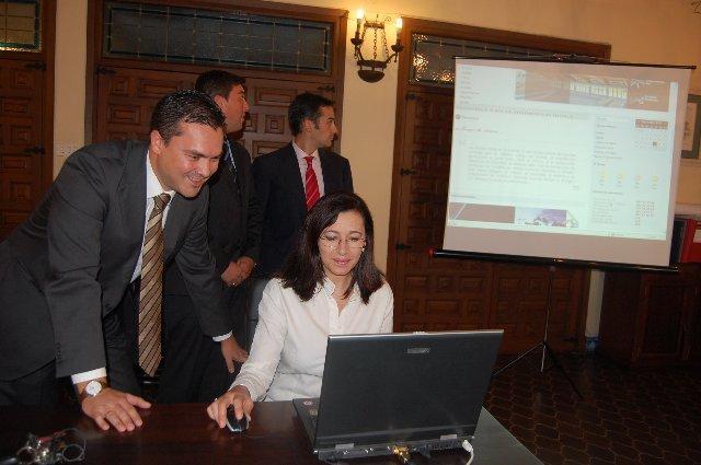 """Plasencia estrena página web con el lema de """"Innovación+Tradición"""" como carta de presentación"""