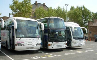 Fomento establece los servicios mínimos en Extremadura en materia de transporte de viajeros