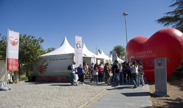 La Federación Española del Corazón  advierte del riesgo del exceso de peso que afecta al 45% de los extremeños