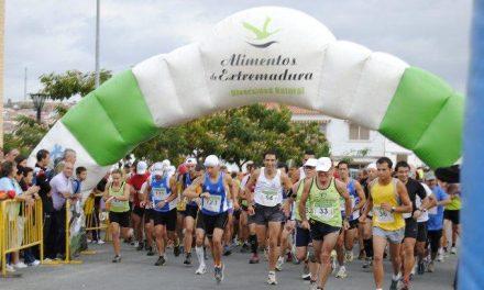 El III Maratón de Montaña «Pueblo de los Artesanos» contó con 110 atletas que hicieron frente al mal tiempo