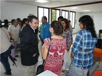 La localidad de Torrejoncillo abre las puertas del Espacio para la Convivencia y la Ciudadanía Joven