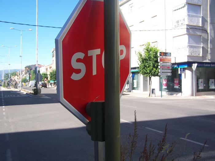 """El PP de Moraleja critica el """"abandono y dejadez"""" en el mantenimiento de la señalización vial"""
