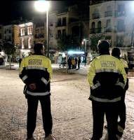 Un Policía Local resulta herido tras detener a un hombre que había provocado varios altercados violentos