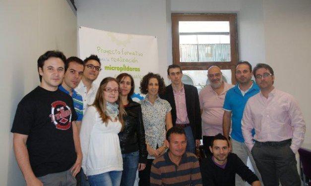 Quince jóvenes extremeños inician en Badajoz la formación para la creación de micropíldoras audiovisuales